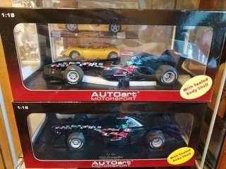 Autoart A1 GP 1:18 合金車
