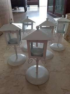 🚚 Candle Holders for RENT