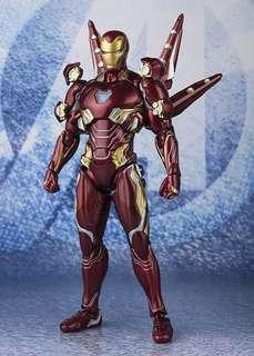 S.H.Figuarts Iron Man Mark50 Nano Weapon Set2