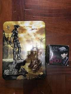 周杰倫 摩羯座cd