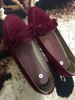 Flat Shoes bludru