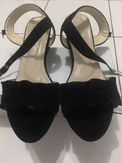 Sandal heels wanita