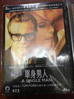 電影DVD 單身男人 single man