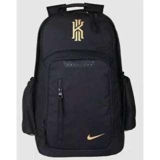Nike sports and traveling bag (Black-gold)
