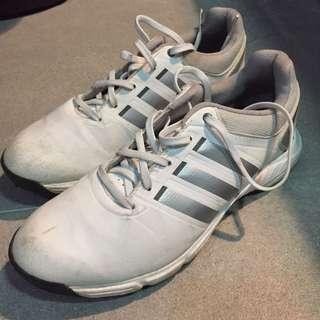 online retailer e8bcd 0cdb8 Junior Adidas Golf Shoe Size US 4 UK 3 1 2