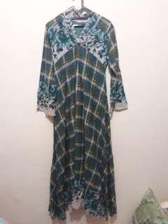 Gamis dress long dress