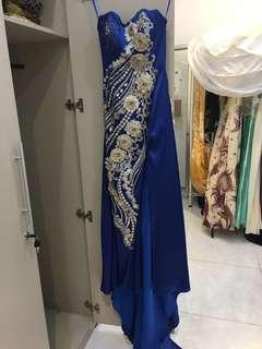 Long Dress , gaun malam , gaun pesta