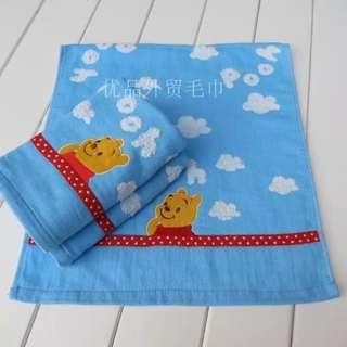 🚚 Winnie the Pooh towel