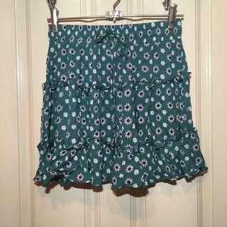Dolly Girl Fashion Daisy Mini Skirt