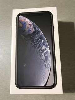 iPhone XR (Black, 128G)