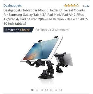 ipad car holder new