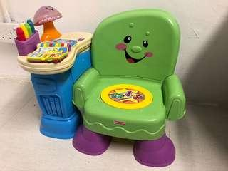 Fisher Price Toy Music Chair