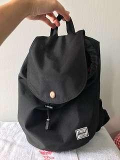 a8ba05e3ed8 Herschel Reid Black Small Backpack