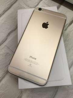 🚚 🔥下殺優惠限購一隻🔥iPhone6 Plus 16GB 金 全配供應【iM愛瘋人 蘋果專賣】【IPHONE各機型皆有歡迎私訊聊聊】