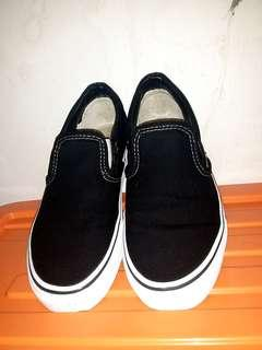 Vans slipon black