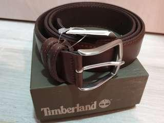 Timberland brown belt