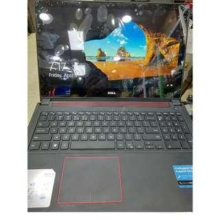 Dell i7 4k-touchscreen GAMING laptop