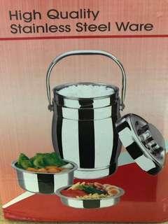 🚚 不鏽鋼保溫提鍋