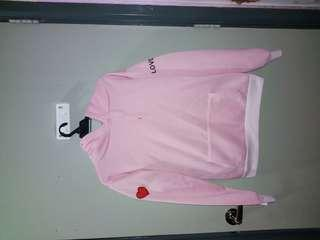 Pink Love Hoodie