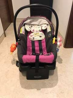 Car seat(giving away for $25)