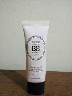 Etude House BB Cream Matte shade sand