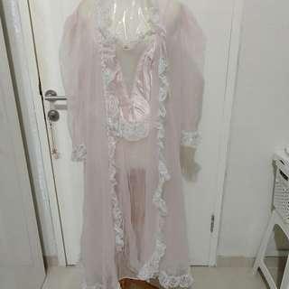 sale.lingerie babypink