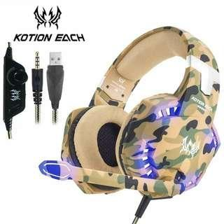 KOTION EACH Pri Gaming Headset