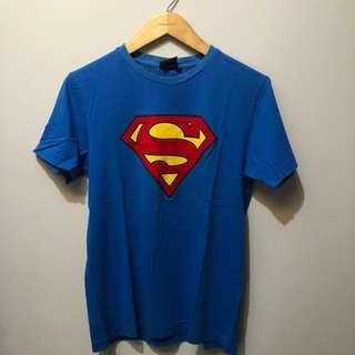 REPRICE kaos superman DC COMICS authentic size M