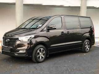 Starex vellfire Alphard MPV SUV 11 seater