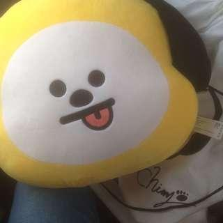 (WTS) BTS BT21 OFFICIAL CHIMMY 30CM CUSHION