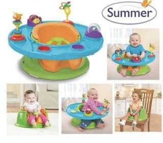 Summer infants 3 stages baby seat