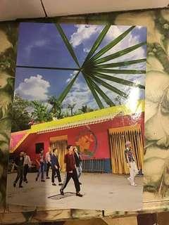 Exo Kokobop album with CD