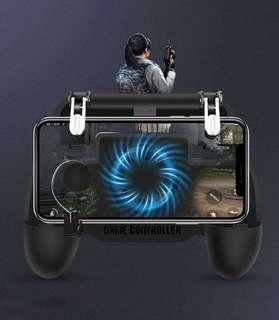 🚚 The new pubg mobile controller ( cooler fan, power bank , joy stick and back stand all in 1) get yours now!!!!