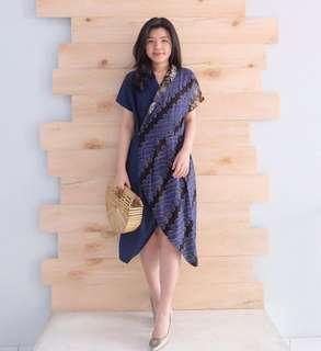 Dress Batik - Kondangan, Ngantor. Cocok!
