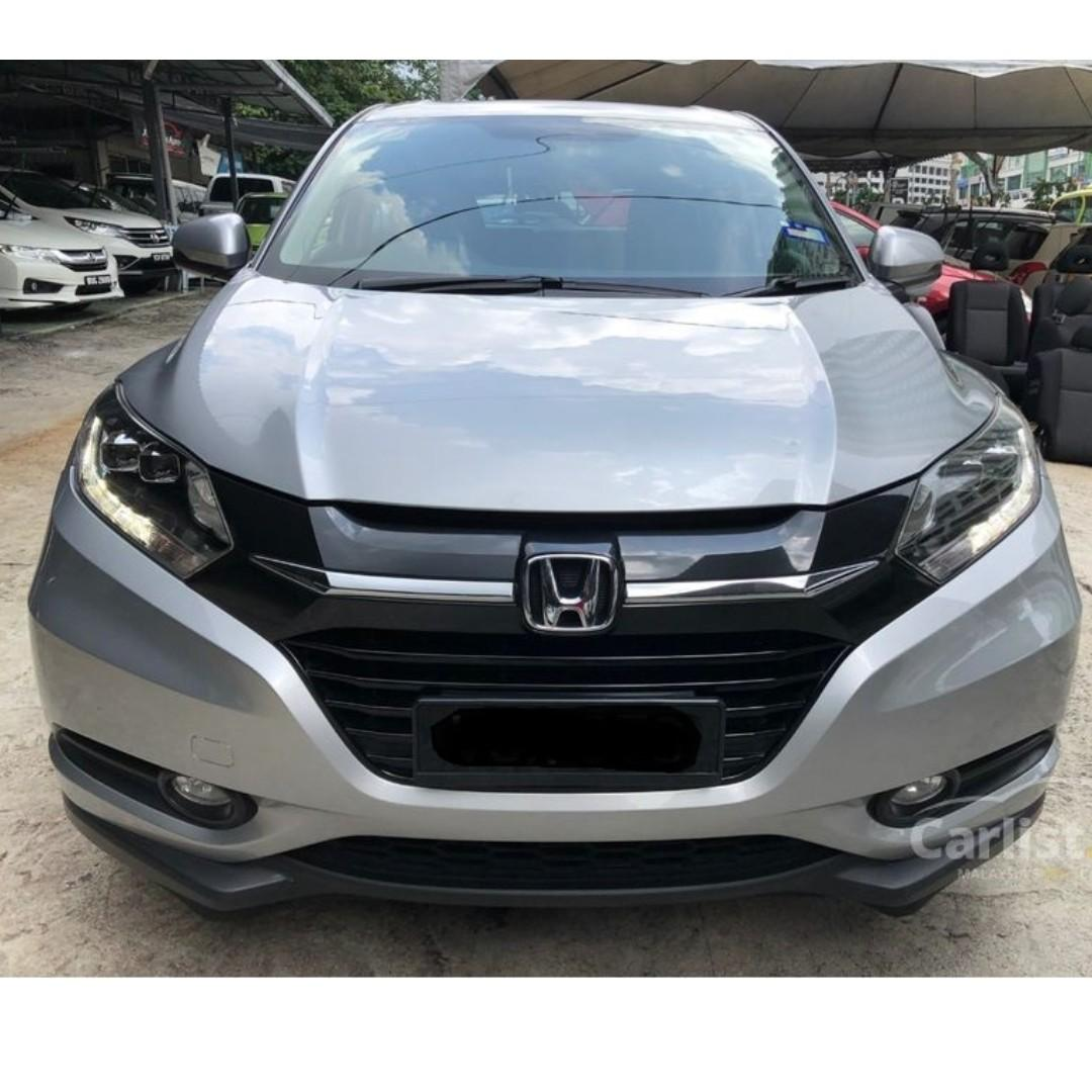 2017 Honda HR-V 1.8 V (A) Enhanced One Owner Under Honda Warranty