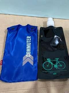 可摺式環保水袋