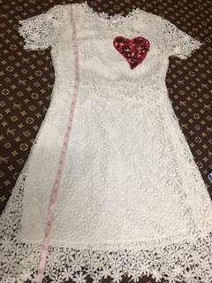 Gucci insp lace dress