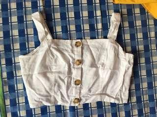Cotton on crop top #SnapEndGame