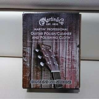 Martin professional guitar polish/cleaner and polishing cloth