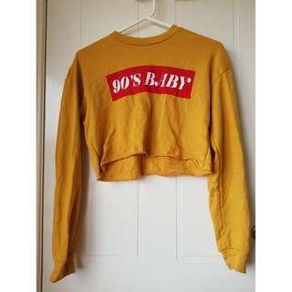 90's Baby Sweater