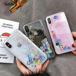 🚚 [PO] Apps Iphone Case