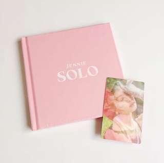Jennie SOLO Album Unsealed