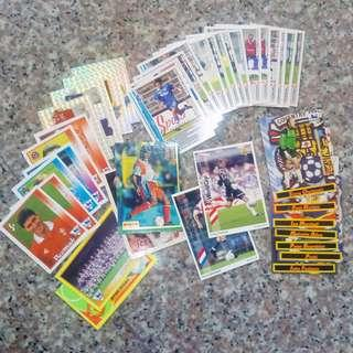⭐Vintage assorted Soccer Trading cards & stickers from Italy 1993-1994 #MRTYishun