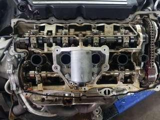 Bmw  E90/E46 N46  Head Block