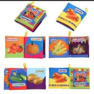 Baby soft books - Small