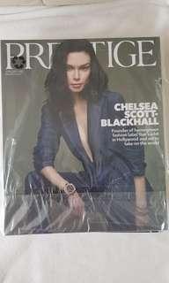 🚚 Prestige magazine 4 issues