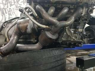 Bmw E90/E46 Exhaust Manifold