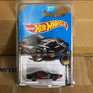 Hotwheels STH Fairlady 240Z Advan
