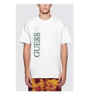 🚚 Guess x 88Rising s/s shirt M Size