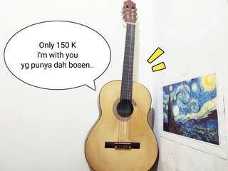 Gitar klasik murah